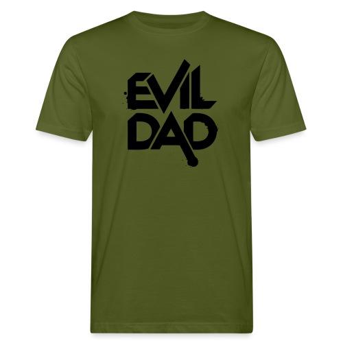 Evildad - Mannen Bio-T-shirt