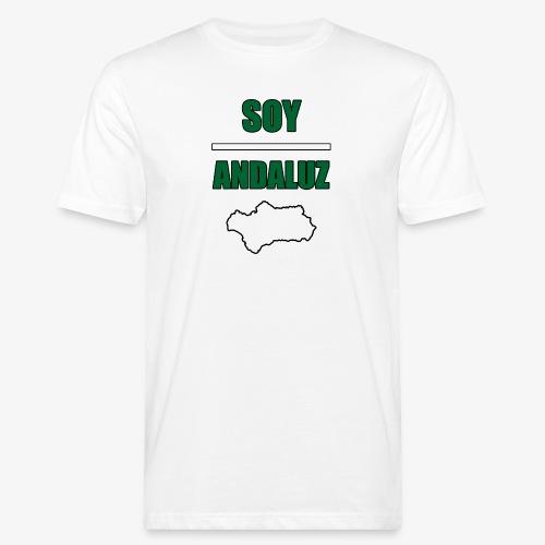 Soy Andaluz - Camiseta ecológica hombre