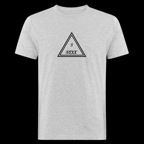 5nexx triangle - Mannen Bio-T-shirt