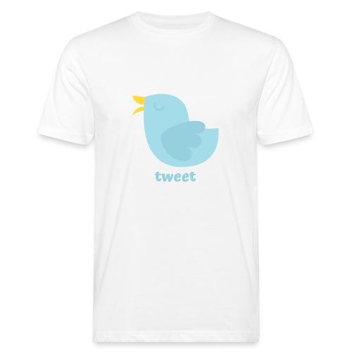 tweet - Organic mænd