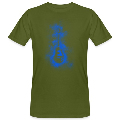Blue Muse - Men's Organic T-Shirt