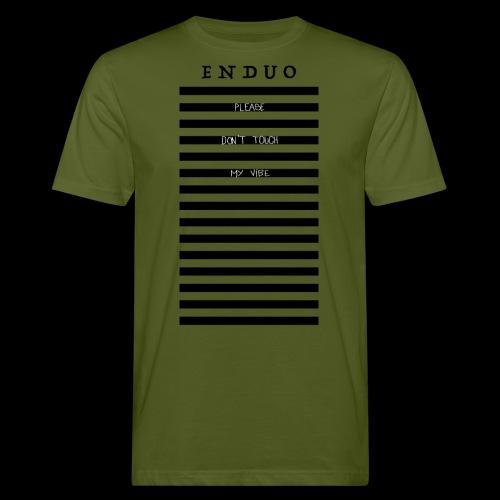 PLEASE DON'T TOUCH - T-shirt bio Homme