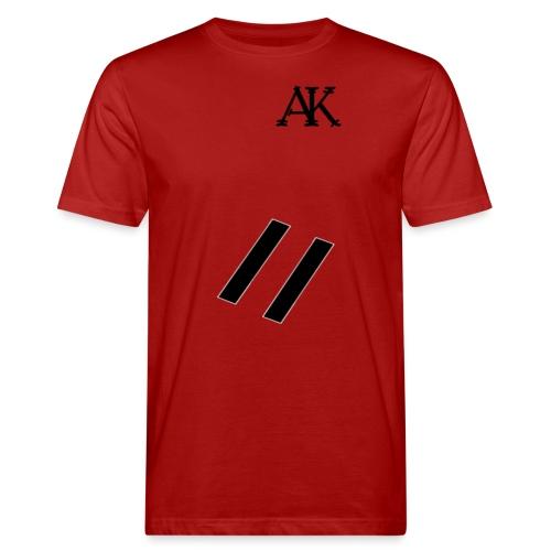 design tee - Mannen Bio-T-shirt