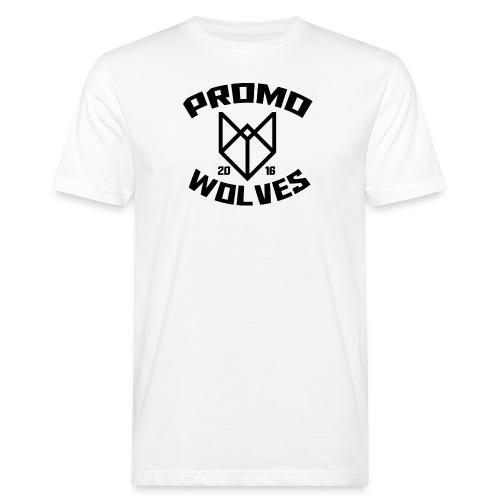 Big Promowolves longsleev - Mannen Bio-T-shirt