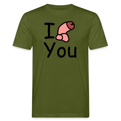 I dong you pillow - Men's Organic T-Shirt