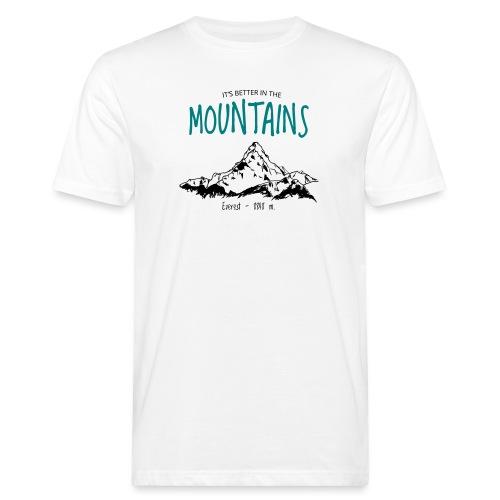 EVEREST - T-shirt ecologica da uomo
