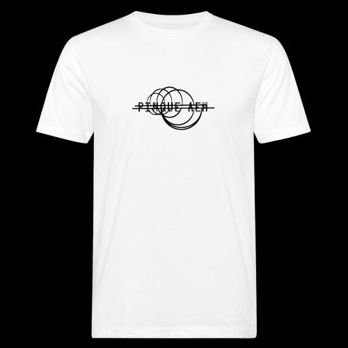 Pinque AEM NERO - T-shirt ecologica da uomo