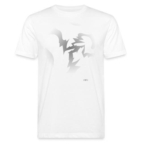Chaos und - Männer Bio-T-Shirt
