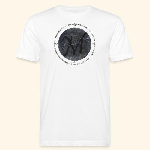 Montis logo2 - Ekologisk T-shirt herr