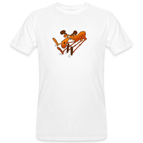 Bremselch - Männer Bio-T-Shirt