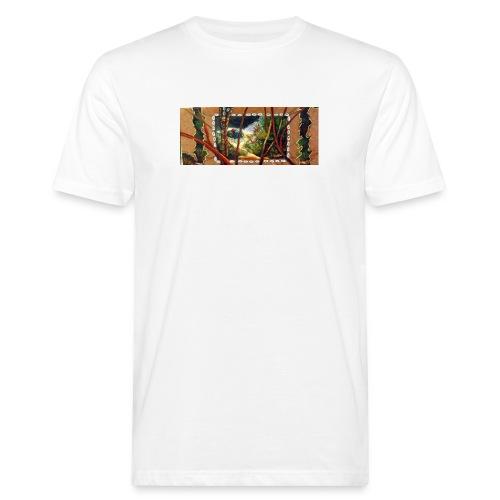 Deep Mint Insight Men's T- Shirt - Men's Organic T-Shirt