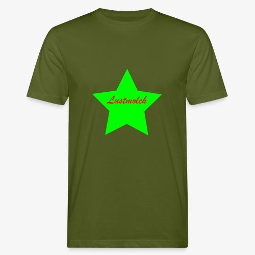 Lustmolch - Männer Bio-T-Shirt