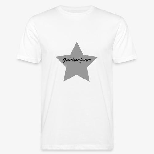 Gesichtselfmeter - Männer Bio-T-Shirt