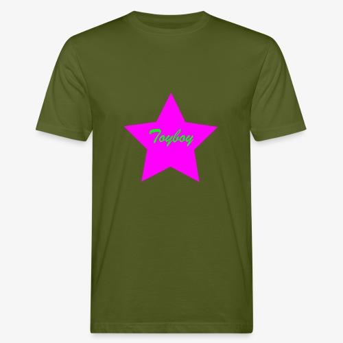 Toyboy - Männer Bio-T-Shirt