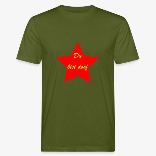 doof - Männer Bio-T-Shirt