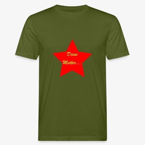 Mutter - Männer Bio-T-Shirt