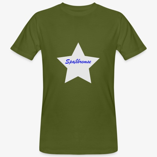 Spassbremse - Männer Bio-T-Shirt