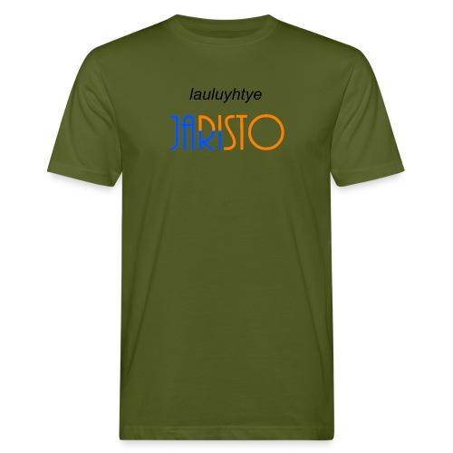 JaRisto Lauluyhtye - Miesten luonnonmukainen t-paita