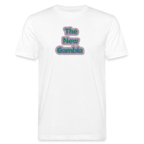 The Nwe Gambia - Men's Organic T-Shirt