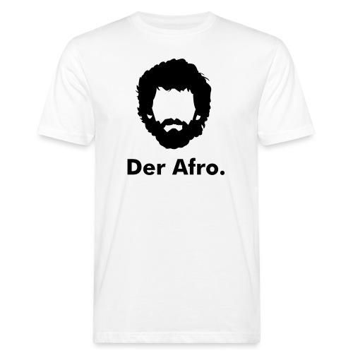 Der Afro - Men's Organic T-Shirt
