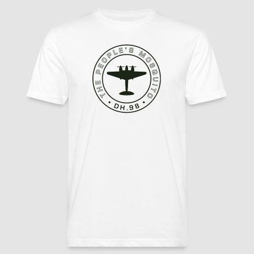 TPM_MPLogo14_Outline-01 - Men's Organic T-Shirt