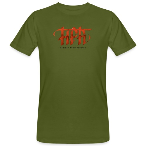 HFR - Logotipo fatto a mano - T-shirt ecologica da uomo