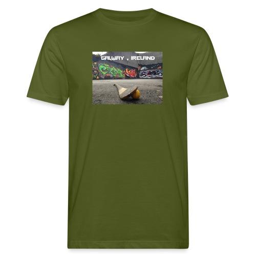 GALWAY IRELAND BARNA - Men's Organic T-Shirt