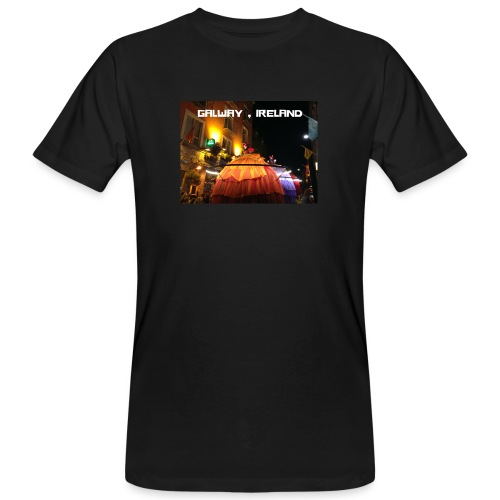 GALWAY IRELAND MACNAS - Men's Organic T-Shirt