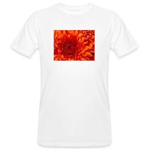 Chrysanthemum - T-shirt ecologica da uomo