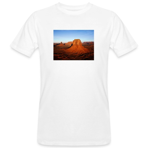 Desert - Camiseta ecológica hombre