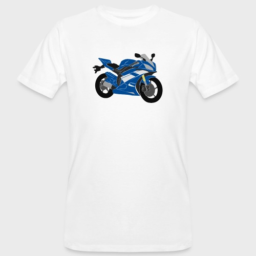 R6NICK Bike - Men's Organic T-Shirt