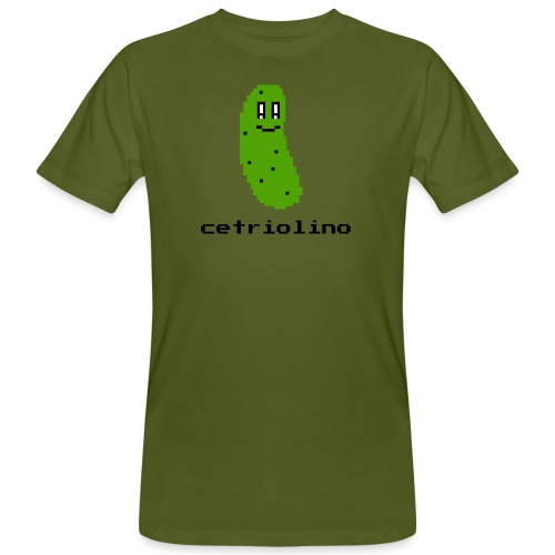 8-bit Pickle (Light T-Shirt) - T-shirt ecologica da uomo