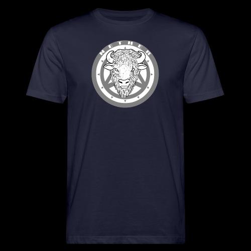 Nether Bison - T-shirt ecologica da uomo