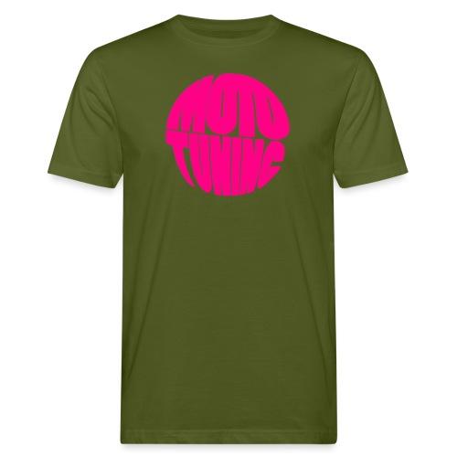 MotoTuning Pink - Men's Organic T-Shirt