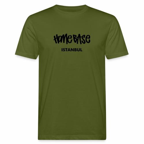 Home City Istanbul - Männer Bio-T-Shirt