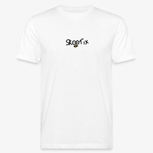 skootix blanc - T-shirt bio Homme