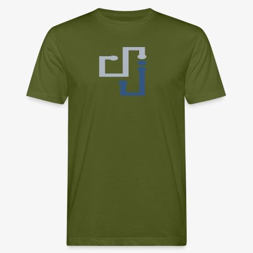 Amo la música DJ - Camiseta ecológica hombre
