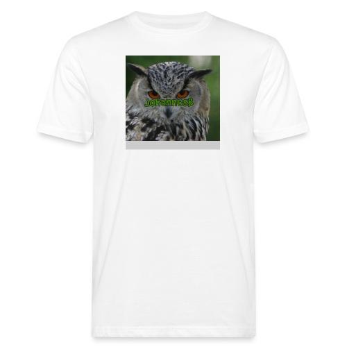 JohannesB lue - Økologisk T-skjorte for menn