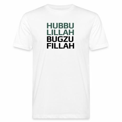 HUBBU - Organic mænd