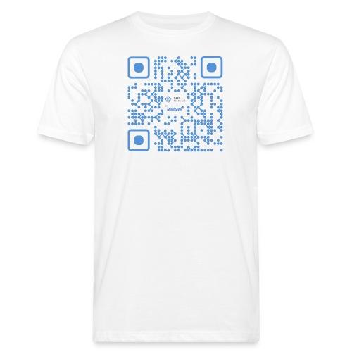 QR Maidsafe.net - Men's Organic T-Shirt