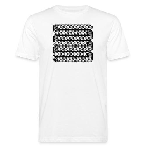 Wavesnake - Mannen Bio-T-shirt