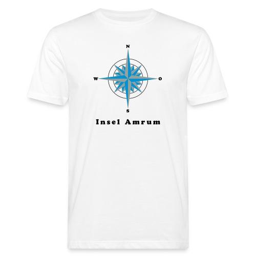 Windrose - Männer Bio-T-Shirt