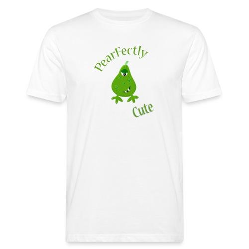 pearfectly cute peer - Mannen Bio-T-shirt