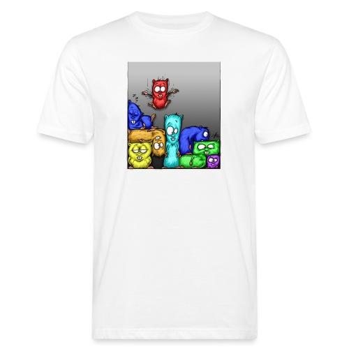 hamstris_farbe - Männer Bio-T-Shirt