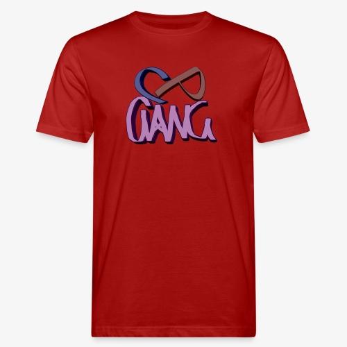 CP Gang - Miesten luonnonmukainen t-paita