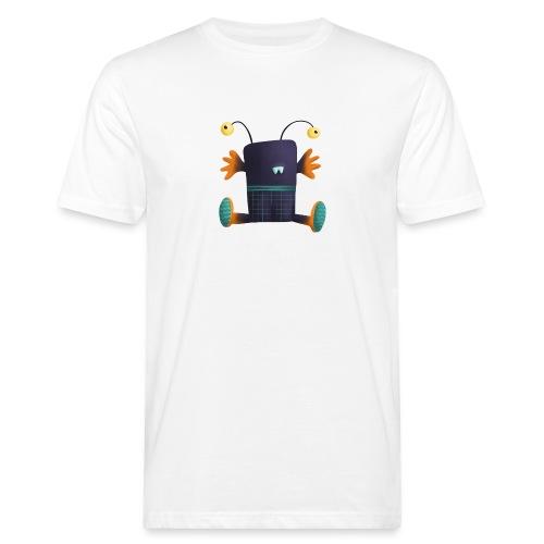 Umarme mich Monster mit Stielaugen - Männer Bio-T-Shirt