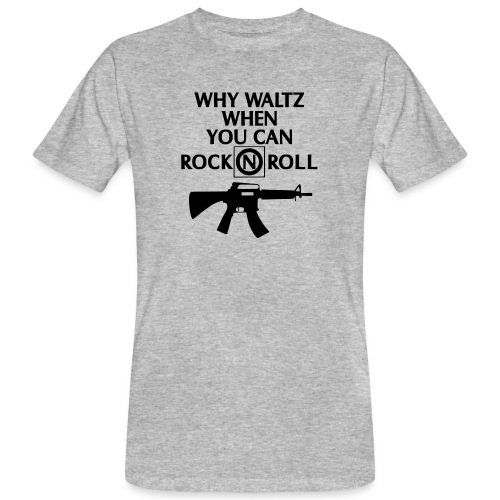 lost boys why waltz - Men's Organic T-Shirt
