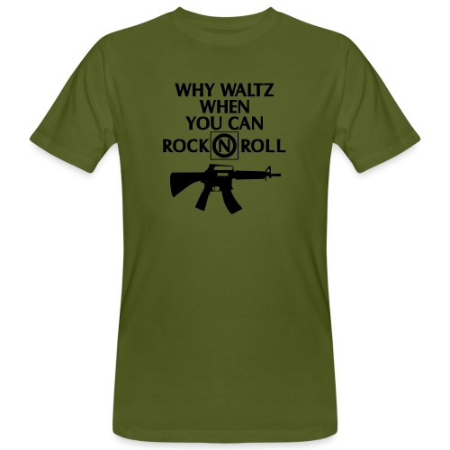 lost boys why waltz - Men's Organic T-Shirt