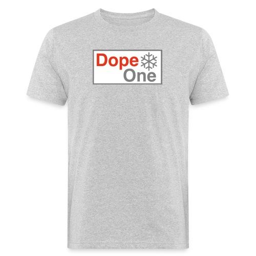 Dope One - Männer Bio-T-Shirt