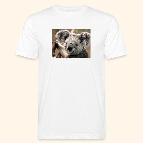Koala - Männer Bio-T-Shirt